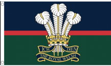 Royal Welsh Regiment 5'x3' (150cm x 90cm) Flag